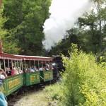 Clark's Trading Post Steam Train